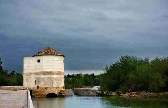 El molino de San Antón d