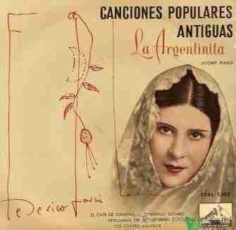 la-argentinita