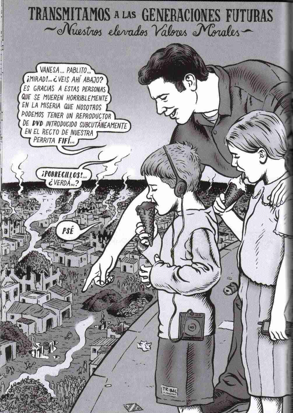 Nuevos valores morales, por Miguel Brieva