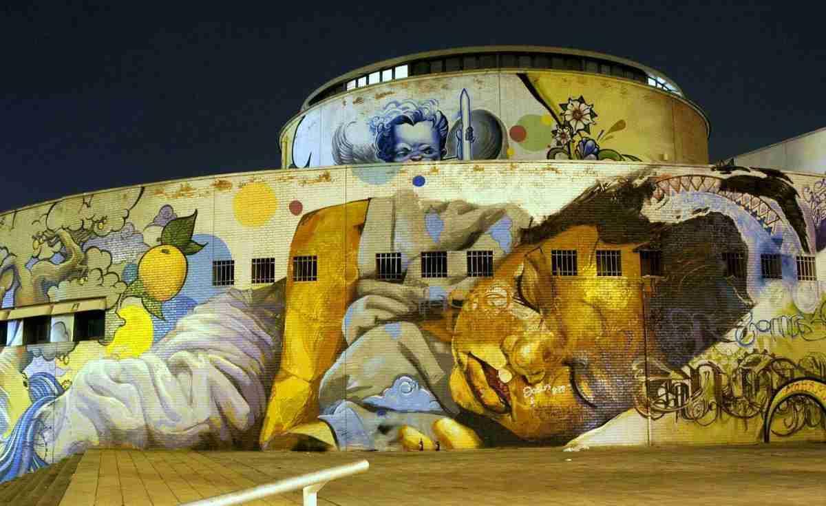 El Niño de las Pinturas en Sevilla. Foto de TonoCano/SecretOlivo