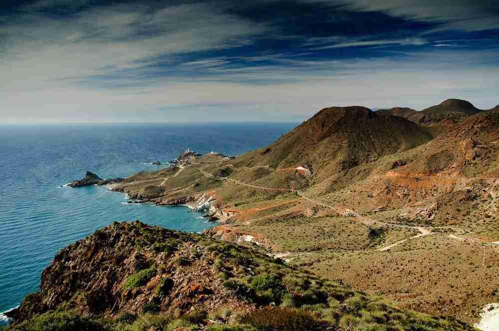 Cabo de Gata. Foto de Yannboix