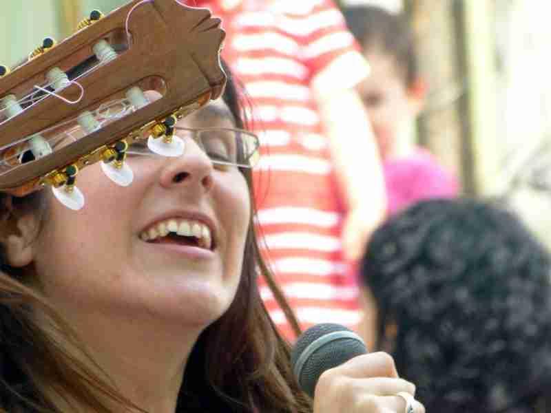 Yolanda Criado. Foto de Paisa
