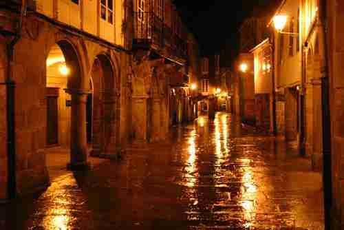 Santiago de Compostela. Foto de CdePaz