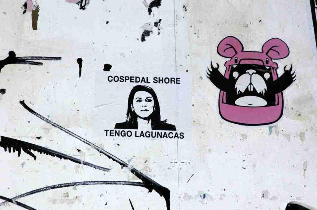 Tengo lagunacas. Foto de TonoCano/SecretOlivo