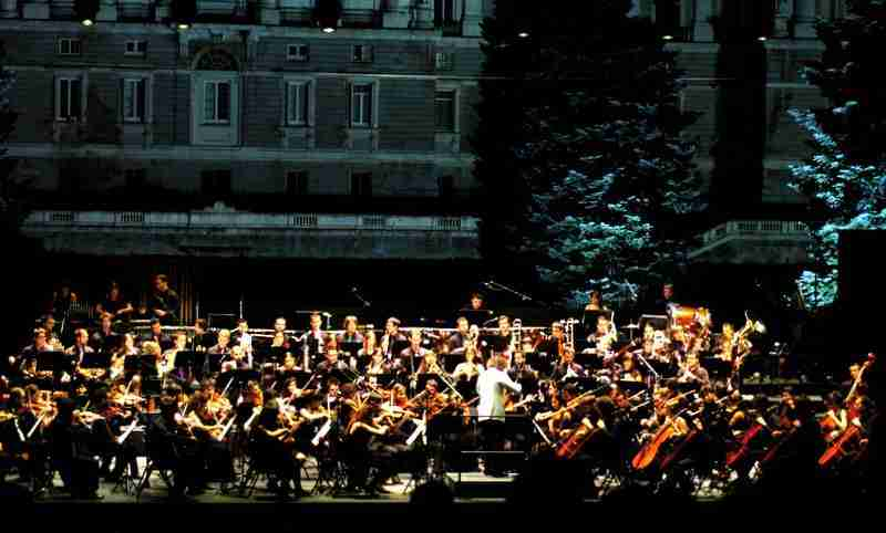 Joven Orquesta Nasional de España. Foto de TonoCano/SecretOlivo