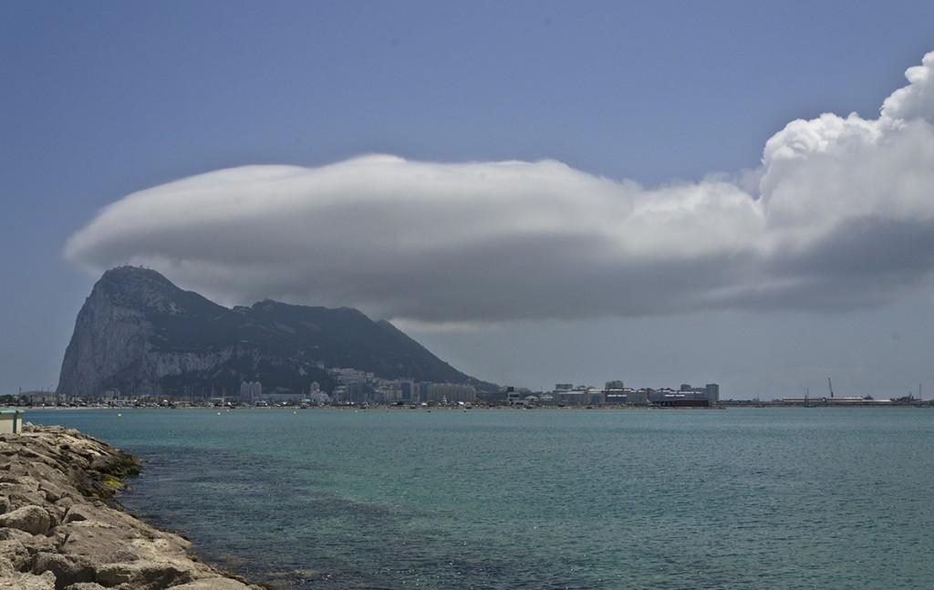 Peñón de Gibraltar. Foto de Marcelo Reche