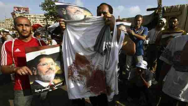 revueltas egipto 2013