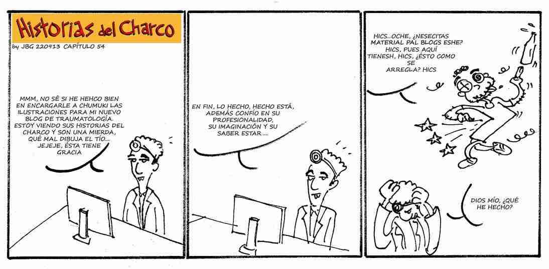 Historias del Charco, por Javier Blanco