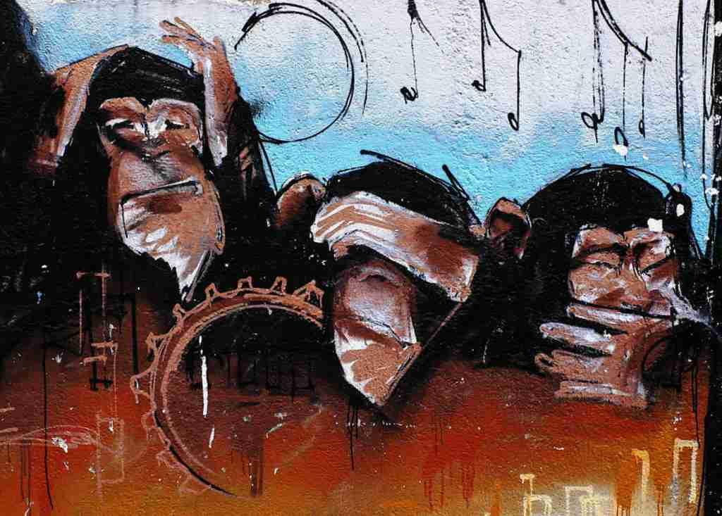 La clave. Graffiti por El Niño de las Pinturas. Foto de TonoCano / SecretOlivo