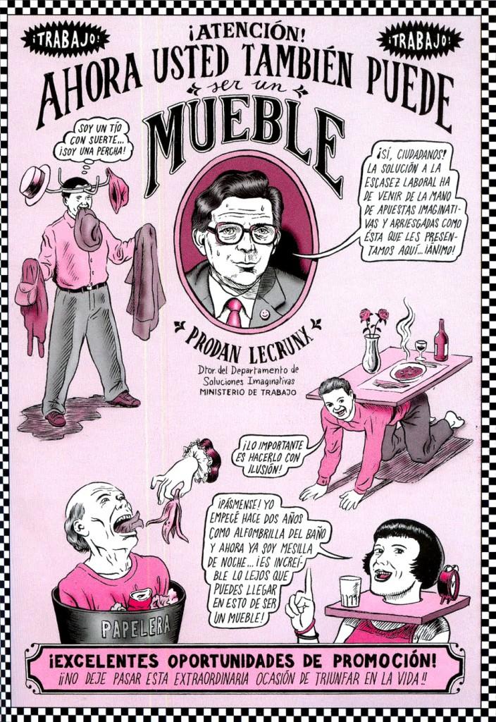 Una ilustración de Miguel Brieva