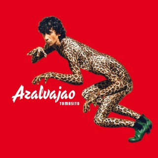 Azalvajao Tomasito disco portada música flamenco