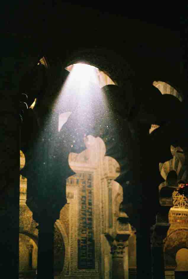 Mezquita de Córdoba. Foto de Annie Escobar