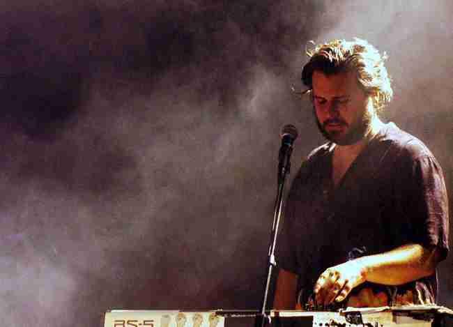 Daniel Alonso. Foto de Tono Cano