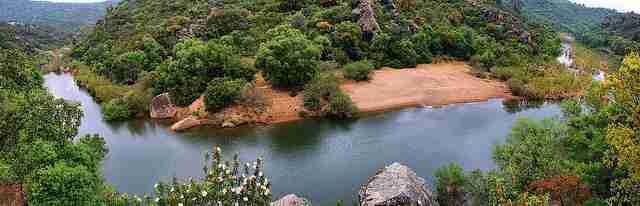 Parque Natural de los Alcornocales La Almoraima