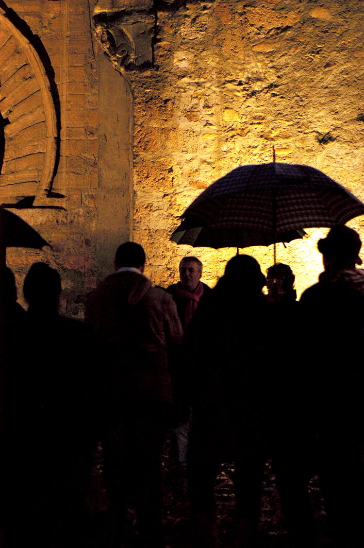 Atardecer en la Alhambra. Foto de Tono Cano