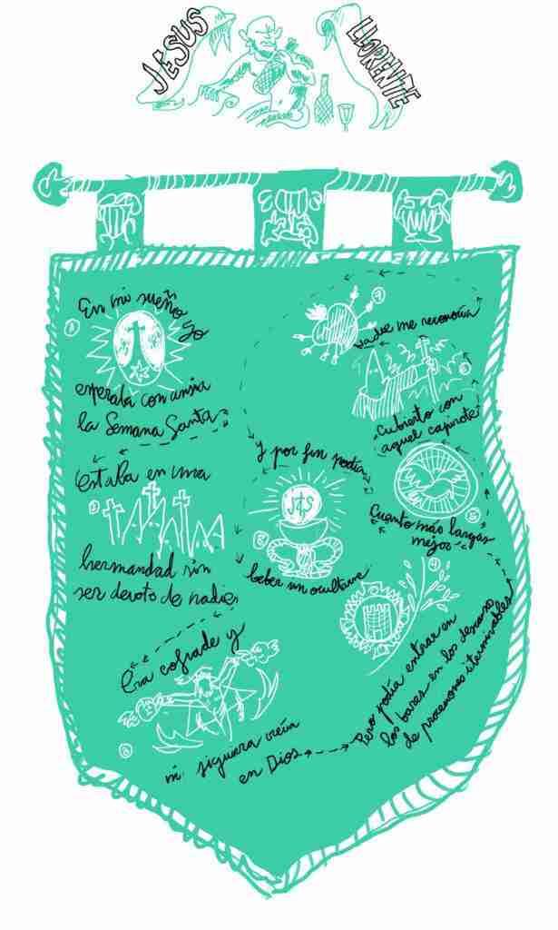 Autoayuda Ilustrada 25 Un cómic de Wences Lamas y Jesús Llorente para dejar de fumar y beber