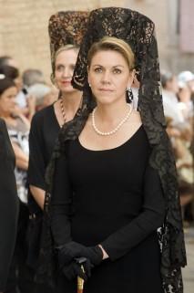 María Dolores de Cospedal empeinetada