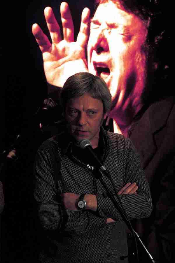 Manuel Montaño. Foto de TonoCano/SecretOlivo