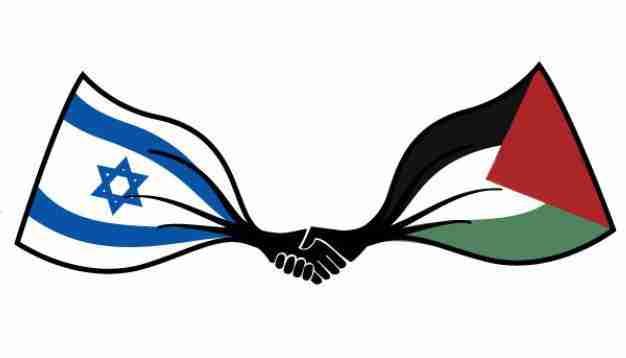 paz Israel y Palestina