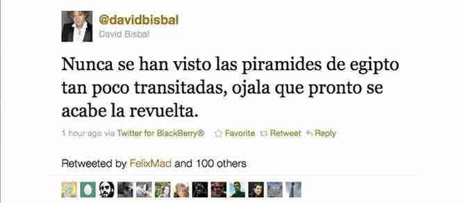 Bisbal-Twitter-Egipto