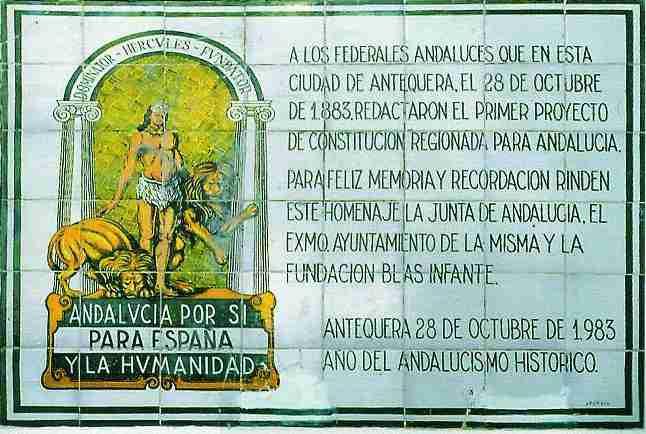Constitución de Antequera