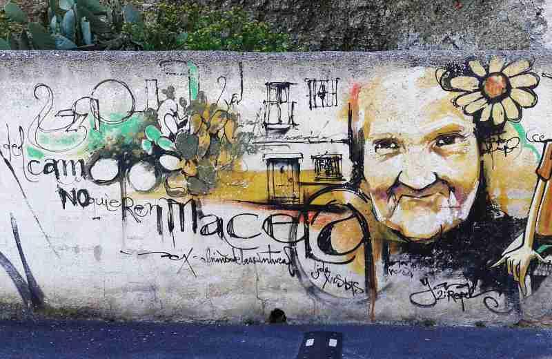graffiti de El Niño de las PInturas