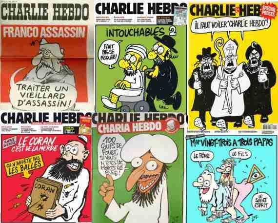 Charlie Hebdo jesuischarlie