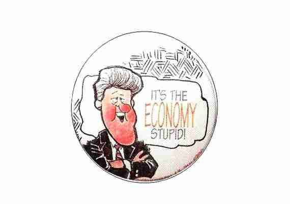 its the economy stupid bill clinton
