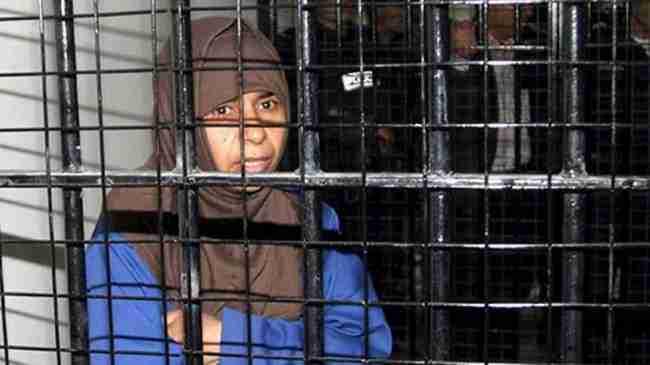Sajida Al Rishawi fue ejecutada tras intentar inmolarse en Amán, le falló el detonador. Su marido lo consiguió y asesinó a 37 personas.