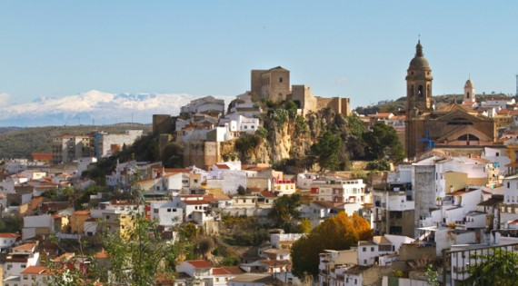 Loja, Granada.