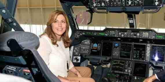 Susana-Díaz-Airbus