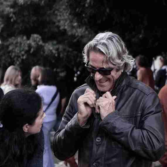 Todo es de Color película de Gonzalo García Pelayo sobre Triana Rodaje (3)