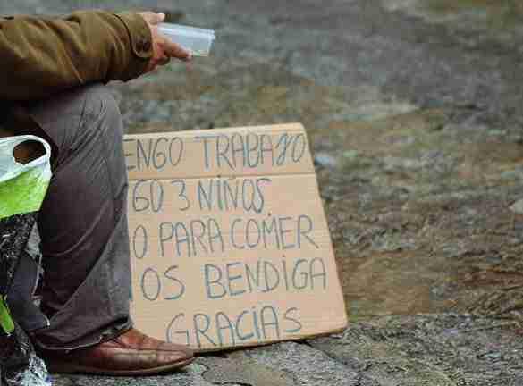 pobreza en córdoba andalucía