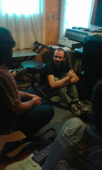 Hablando con Carlos Almagro
