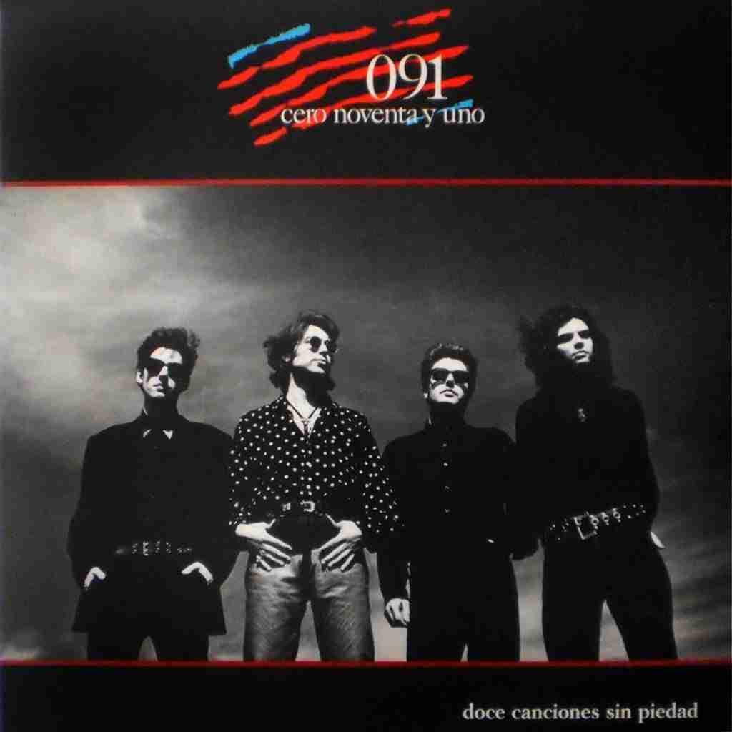 091 doce canciones sin piedad portada